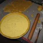 Italian dessert recipe: Pastiera Filling