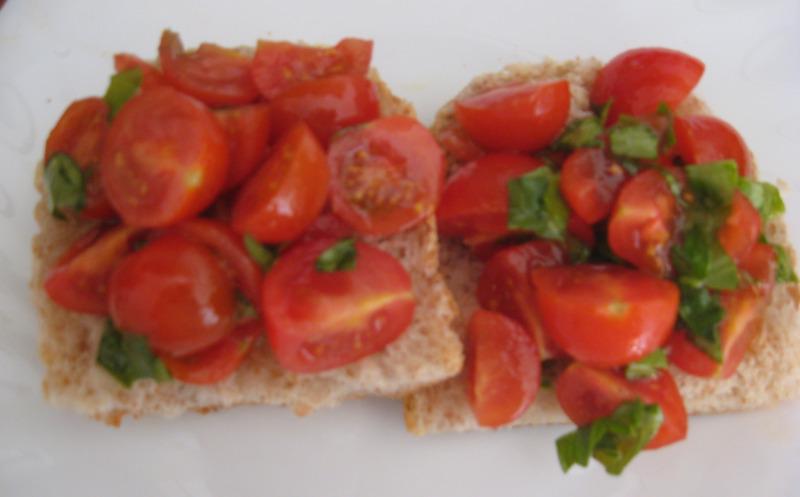 Simplicity of Italian food