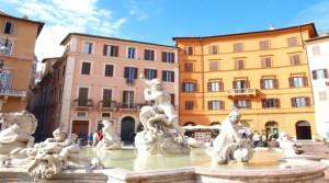Living in Rome Italy - Piazza Navona