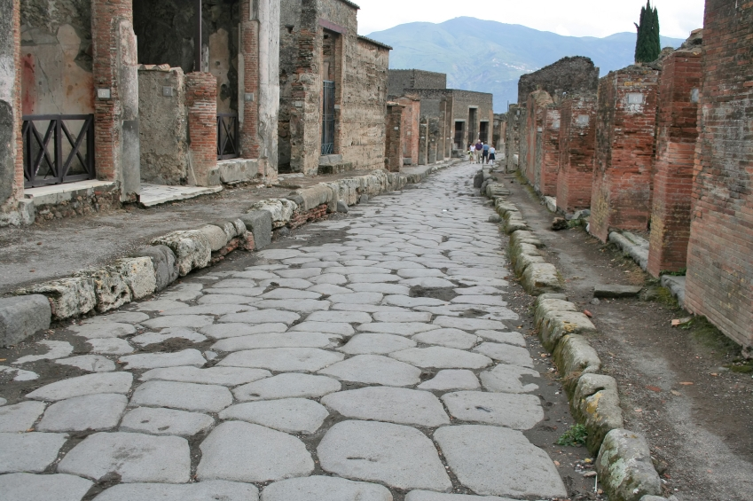 Pompeii, Italy – Frozen in time