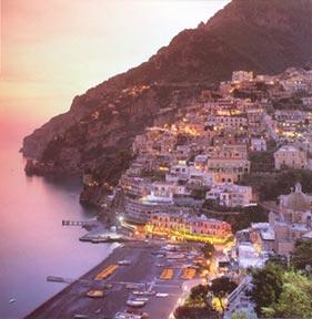 I Love Positano, Italy