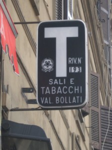 tabacchi-sign-rome-italy