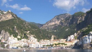 Beyond Rome in Amalfi Coast