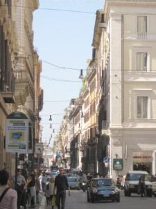 Rome shopping - Via del Corso
