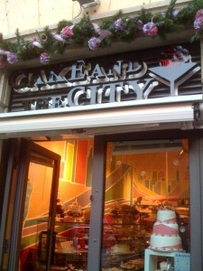 New American bakery in Rome