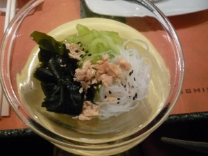 Japanese food, Sushisen, Rome, Italy