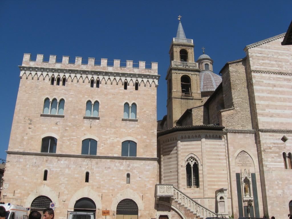 Umbria Towns - Foligno Main Piazza