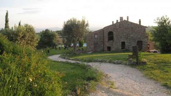 Bed and Breakfast in Maremma: Le Chiuse