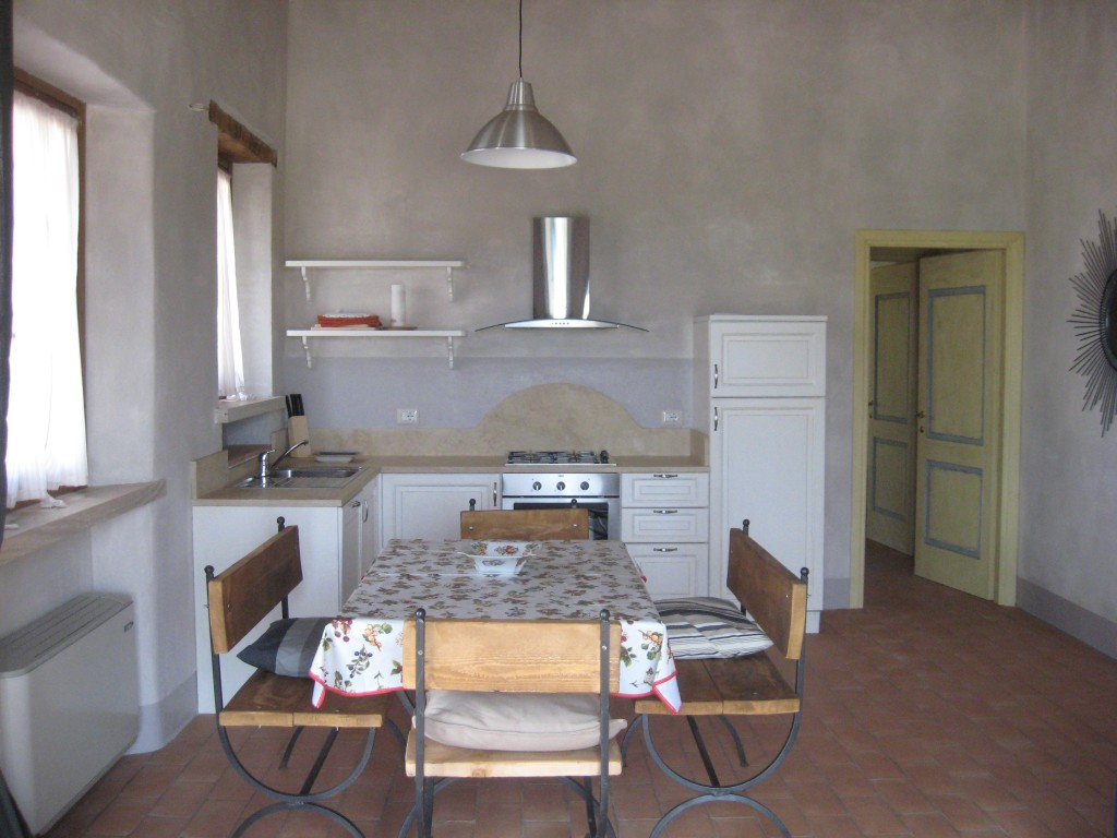 Bed and Breakfast in Maremma - Apartment - Kitchen