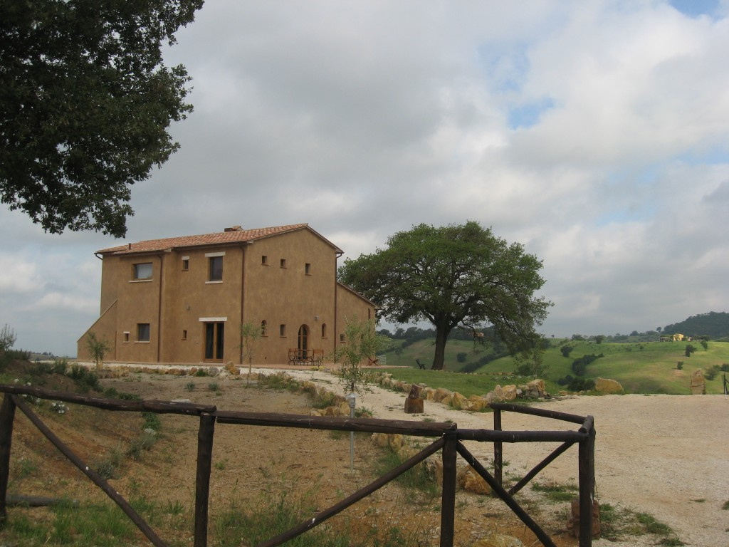 Bed and Breakfast in Maremma - The Apartment