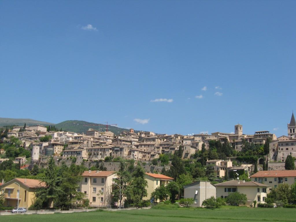 Umbria Towns - Spello