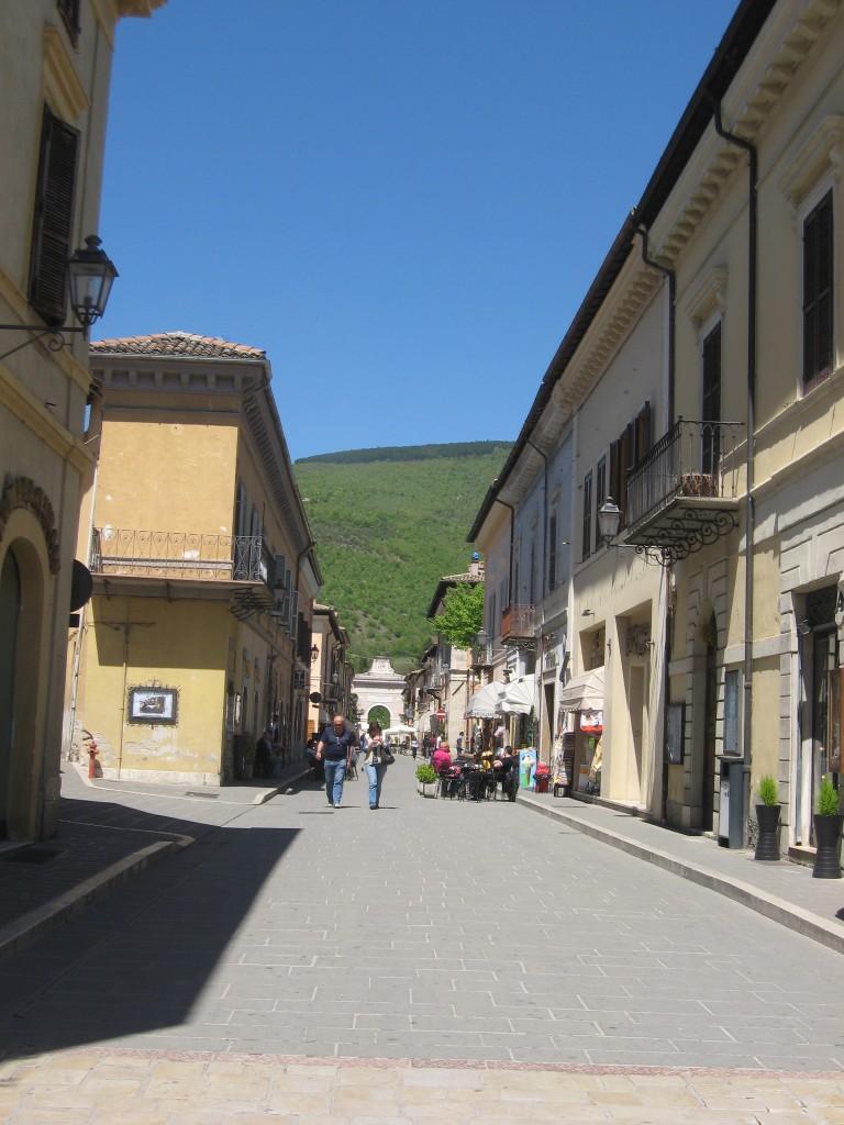 Umbria Towns - Norcia