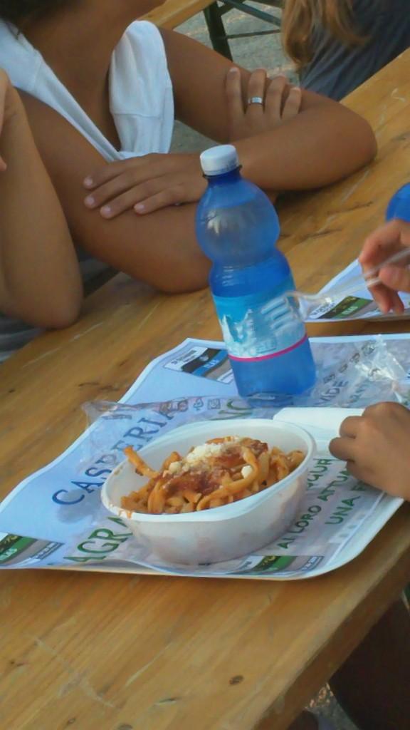 Buon Appetito! - Sagra dei Stringozzi - Casperia