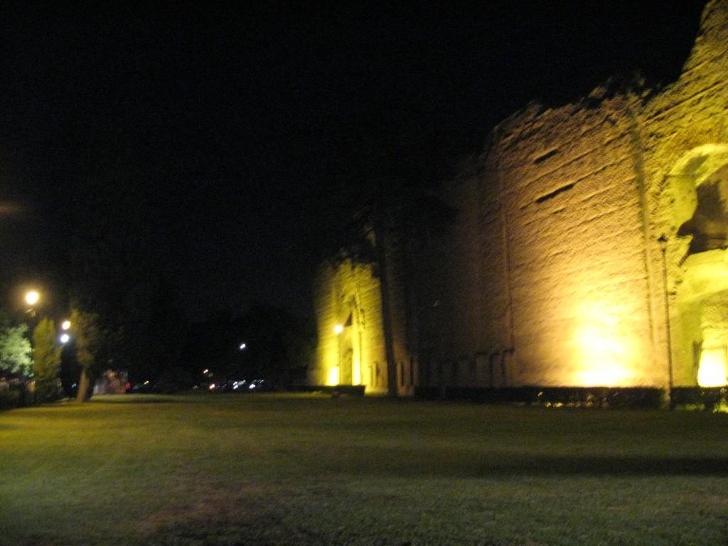 Opera at Terme di Caracalla - More Lights