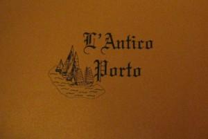 Restaurant in Rome: L'Antico Porto