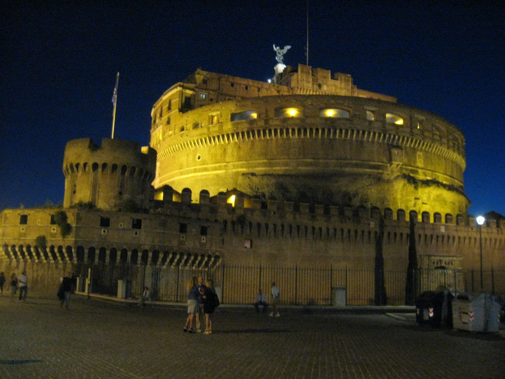 Summer Nights at Castel Sant'Angelo