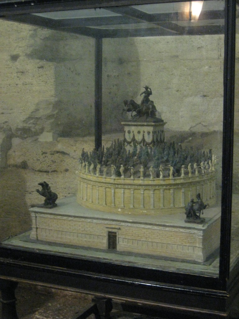 Original Idea Of Castel Sant'Angelo
