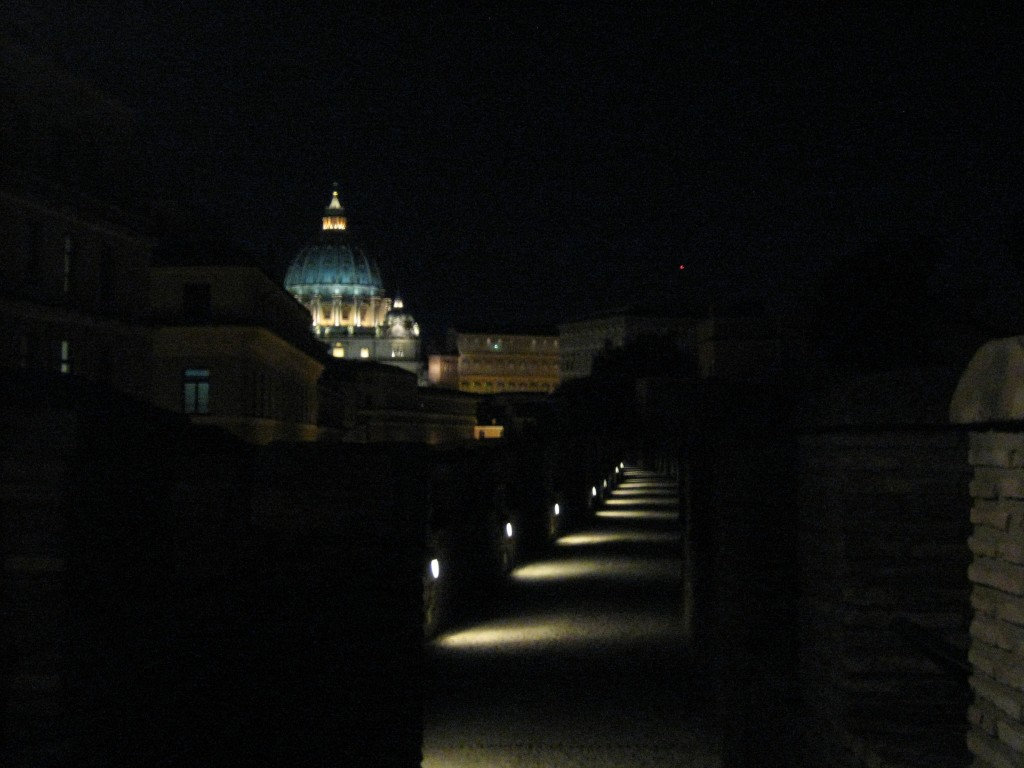 Castel Sant'Angelo: The Secret Passage to The Vatican