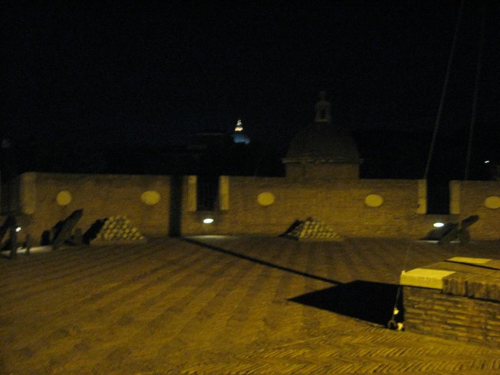 Castel Sant'Angelo - Cannon Balls