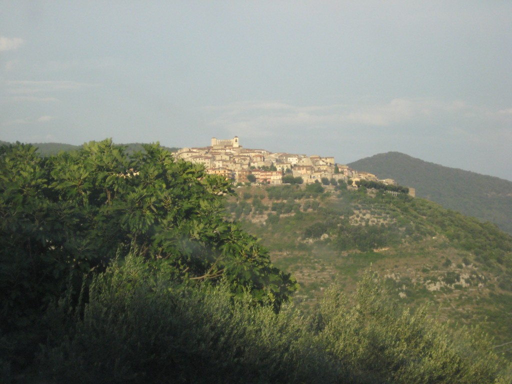 Lazio Region - Small Towns