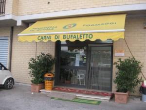 Lazio Region - Mozzarella di Bufala store