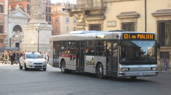 Public Transport In Rome – Part 1