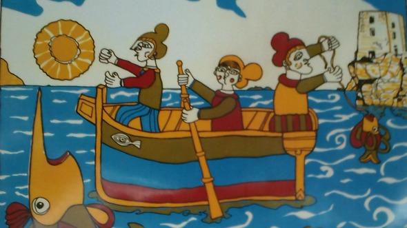 Festa del Pesce in Positano