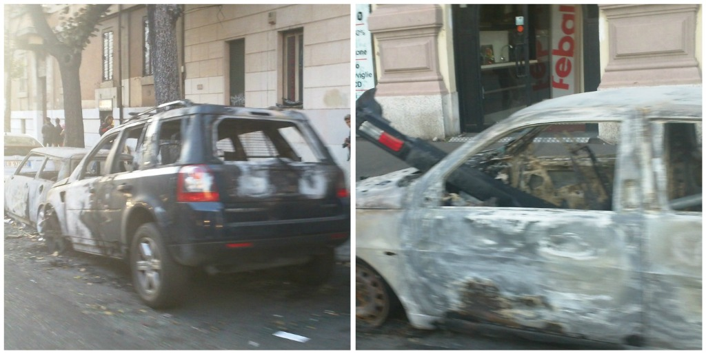 Challenges of Living in Rome: Protest turned violent