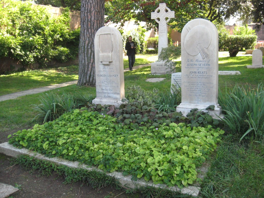 Things do do in Rome, Italy: Food Tours - Stop at Cemetery