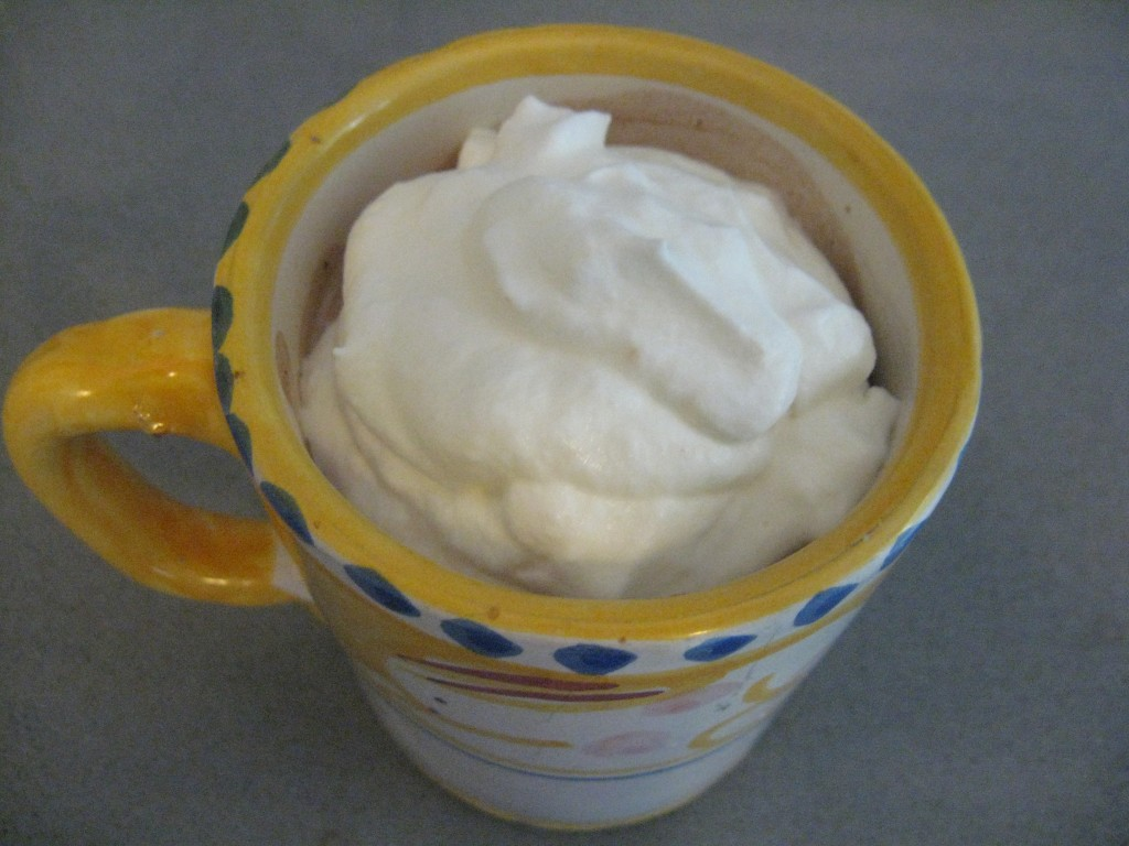Challenges of Living in Rome: Weather - Have a Hot Chocolate