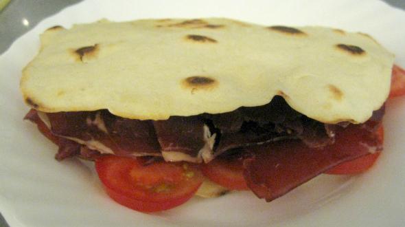 Piadina: Italian Bread Recipe