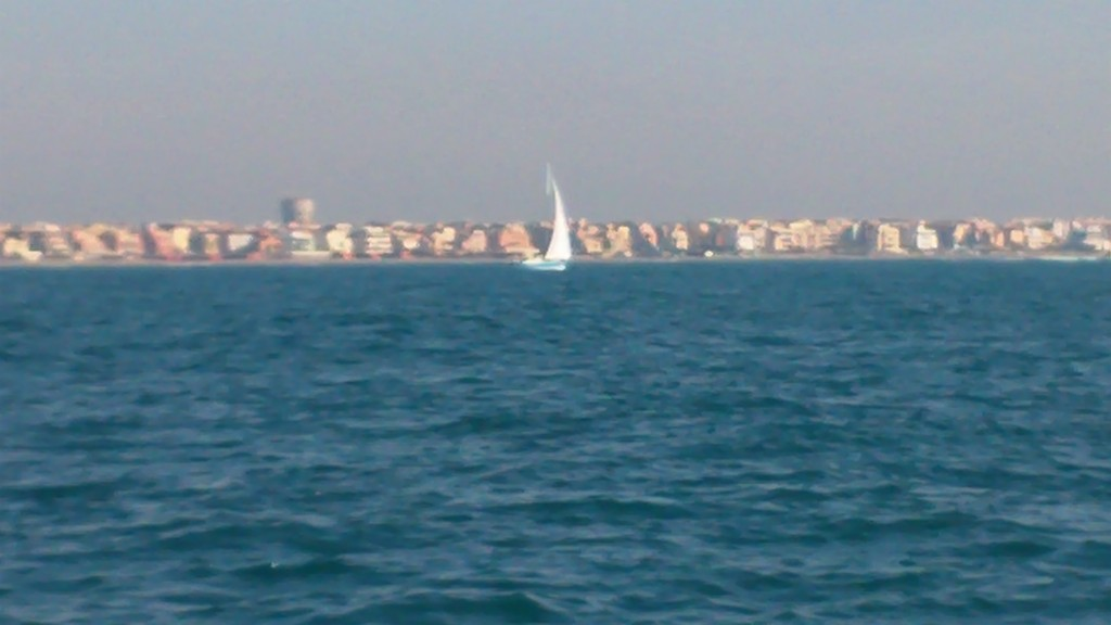 Living in Rome: Sailing - View of Ostia
