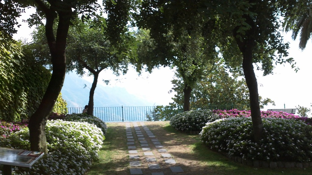 Ravello Villa Rufolo Browsingrome