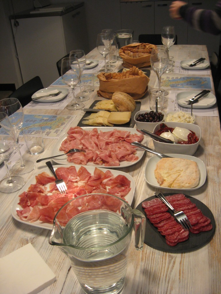 Wine tasting in Rome with Vino Roma: The Spread
