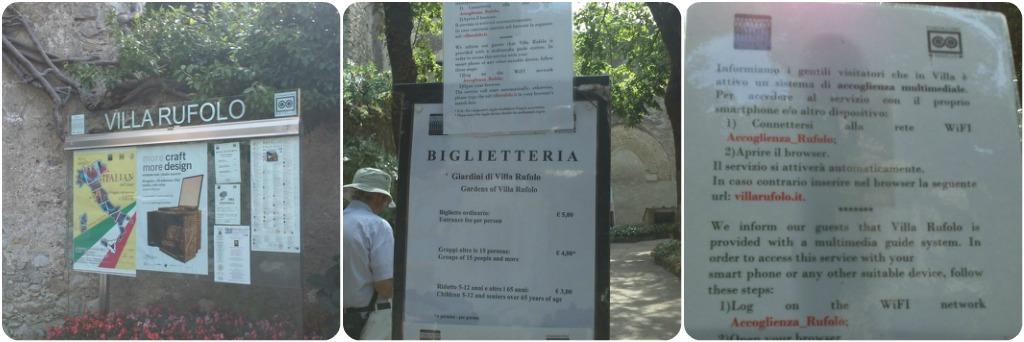 Ravello: Villa Rufolo