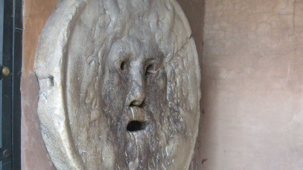 La Bocca della Verita (The Mouth of Truth)