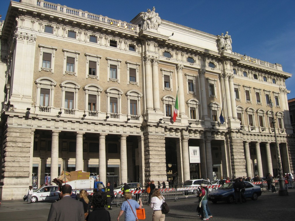 Shopping in Rome: Galleria Alberto Sordi