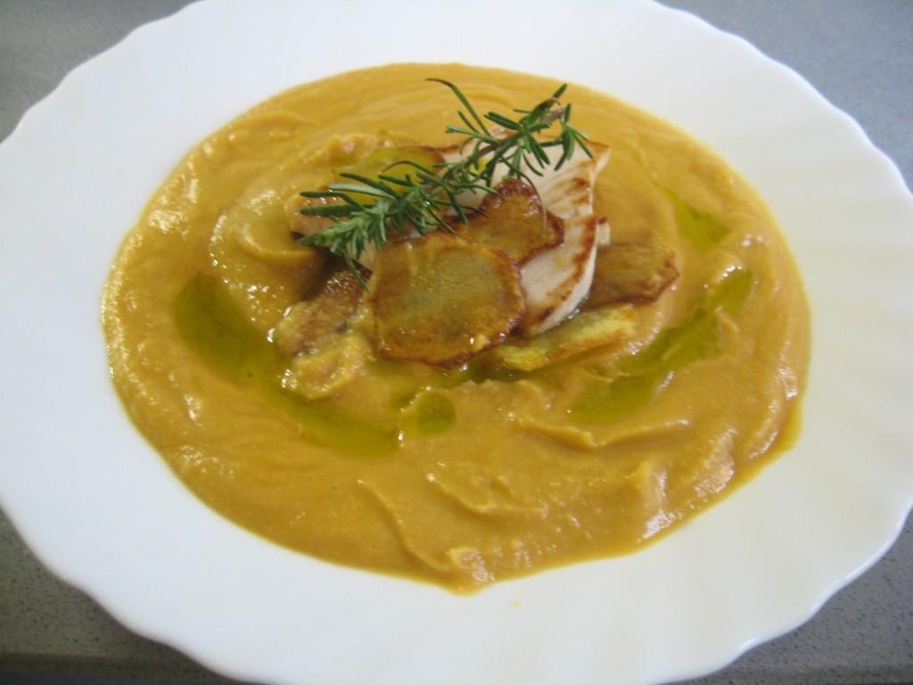 Italian Soup: Minestra di Ceci - Buon Appetito