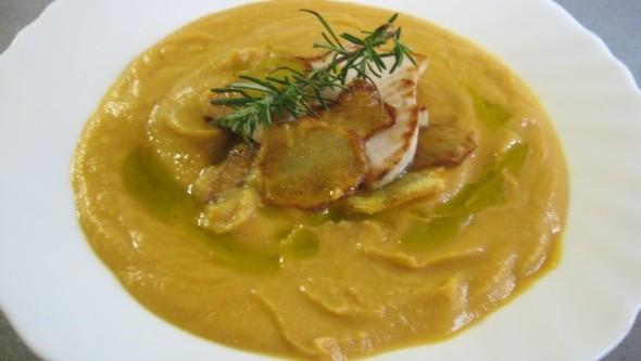 Italian Soup: Minestra di Ceci