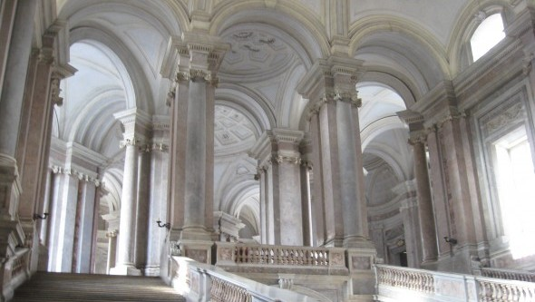 Palace of Caserta: The Palace