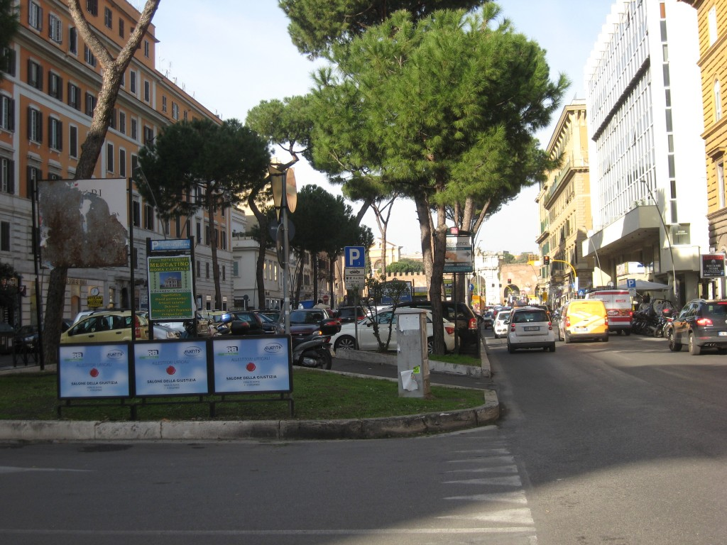 Shopping in Rome: Via Appia