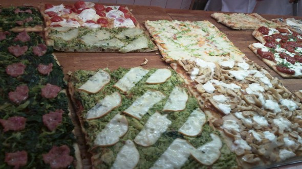 Pizza in Rome: Pizzeria da Simone