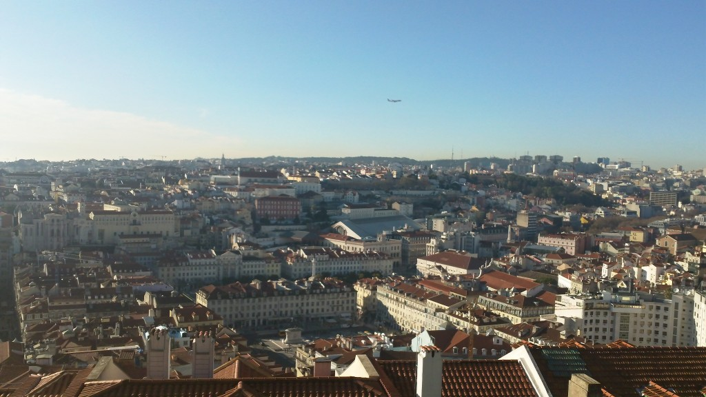 Things to do in Lisbon: View of the city