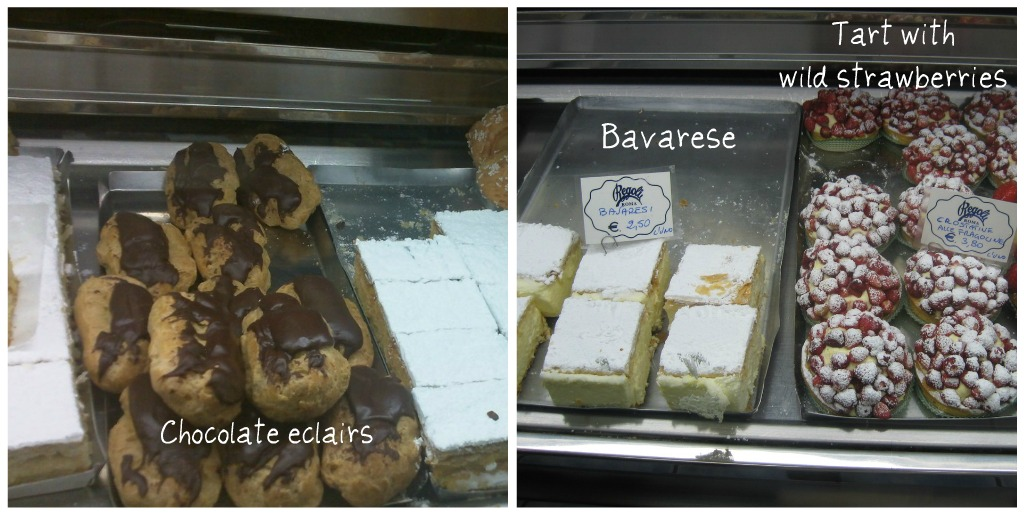 Favorite Bakery in Rome: Regoli - Favs
