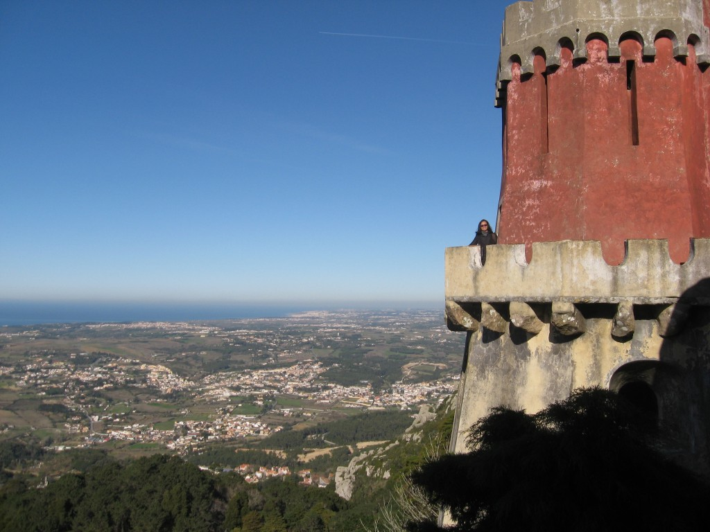 Things to do in Lisbon: Day Trip - Palacio da Pena