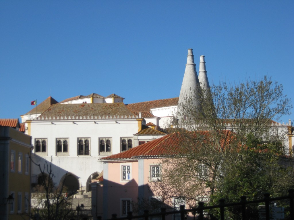Things to do in Lisbon: Day Trip - Palacio Nacional de Sintra