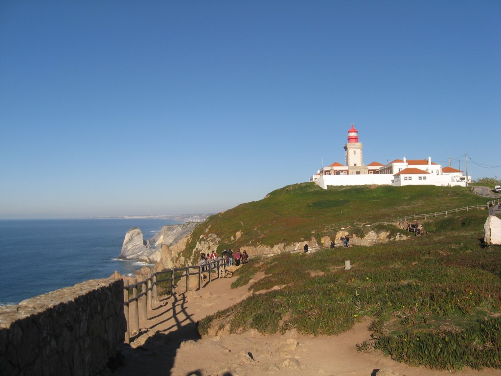 Things to do in Lisbon: Cabo da Roca