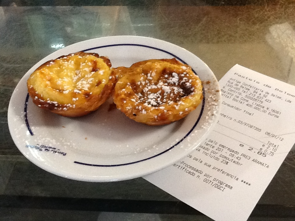 Things to do in Lisbon: Pasteis de Belem