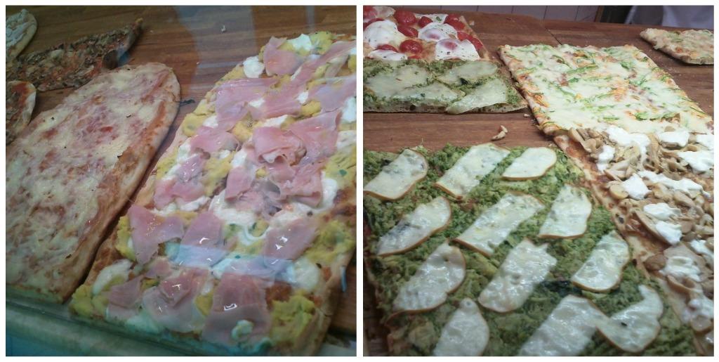 Pizza in Rome: Pizzeria da Simone - Pizza al taglio