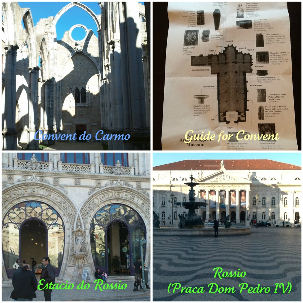 Things to do in Lisbon - Day 1- Chiado